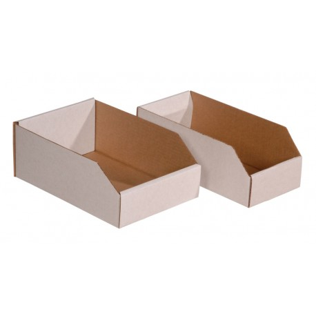 Cardboard Parts Containers