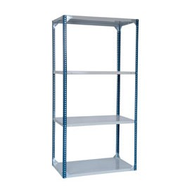 Nut and Bolt Shelving System