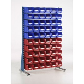TC3-4 Free Standing Racks & Bins