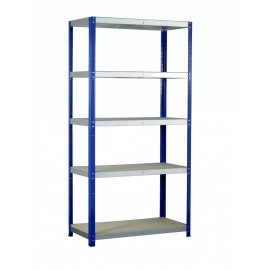 EcoRax Boltless Shelving