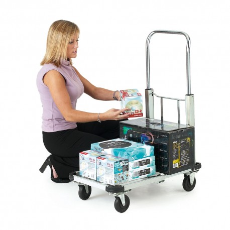 Extendable Platform Trolley