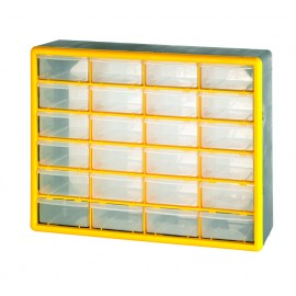 24 Compartment Storage Box