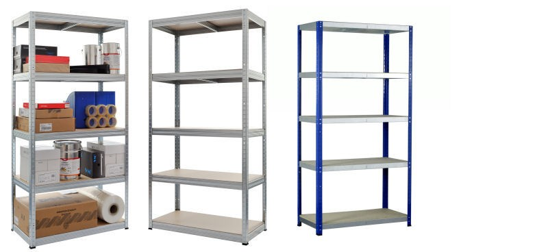 Economy Boltless Shelving